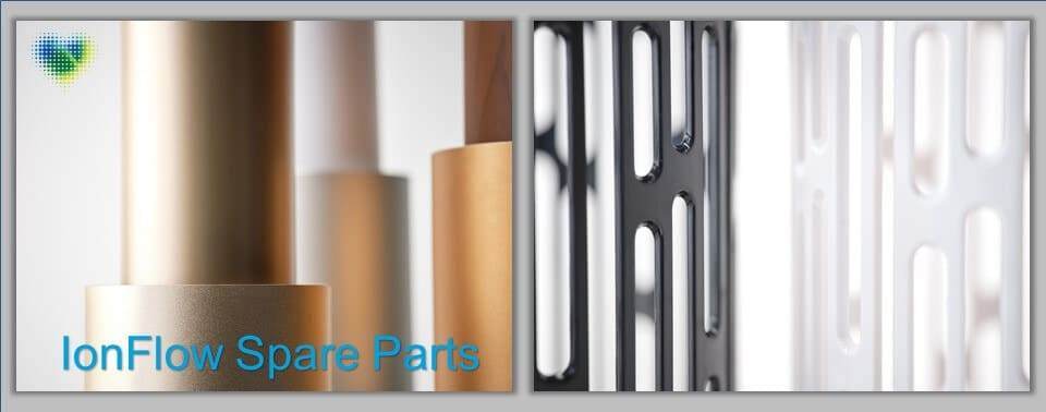 IonFlow Spare Parts
