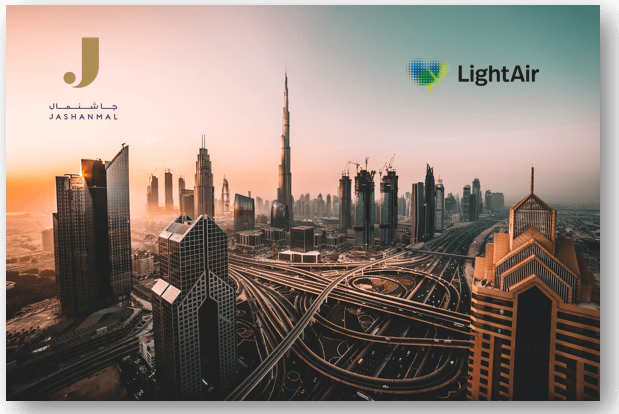 LightAir expandsion into the Middle East